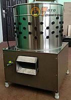 Машина для снятия пера бройлеров, кур, уток, фото 1