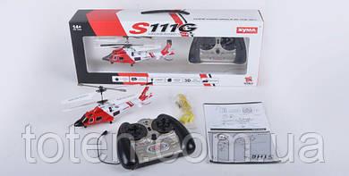 Радиоуправляемый вертолет Syma S111G с гироскопом Т