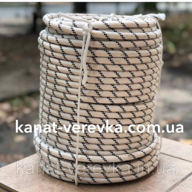 Веревка 10 мм - 100 м, шнур капроновый (полиамидный)