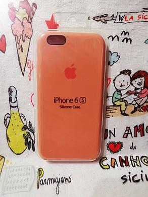 Силиконовый чехол для Айфон  6 / 6S  Silicon Case Iphone 6 / 6S в защищенном боксе - Color 11, фото 2