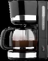 Капельная кофеварка ECG KP 2115 черная