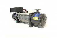 Лебедка электрическая для квадроцикла Husar BST 10000 Lbs - 4500 кг 12 V,