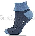 Носки оптом женские махровые с отворотом, фото 8
