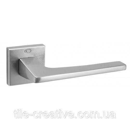 Ручка дверная Convex 1495 (матовый хром)