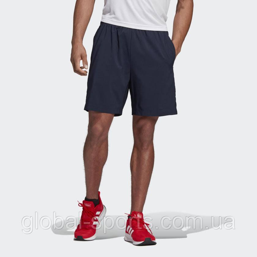 Мужские шорты Adidas Essentials Linear Chelsea(Артикул:DU0418)