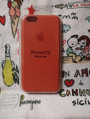 Силиконовый чехол для Айфон  6 / 6S  Silicon Case Iphone 6 / 6S в защищенном боксе - Color 13, фото 2