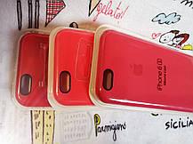 Силиконовый чехол для Айфон  6 / 6S  Silicon Case Iphone 6 / 6S в защищенном боксе - Color 15, фото 2