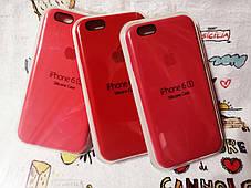Силиконовый чехол для Айфон  6 / 6S  Silicon Case Iphone 6 / 6S в защищенном боксе - Color 15, фото 3
