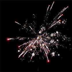 """РИМСКАЯ СВЕЧА 5 ВЫСТРЕЛОВ """"БАРВІНОК"""" РС 20-5, фото 2"""