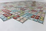 Панели ПВХ Регул Мозаика Блик красный, фото 4