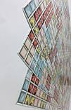 Панели ПВХ Регул Мозаика Блик красный, фото 6