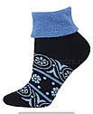 Носки оптом женские махровые с отворотом, фото 5