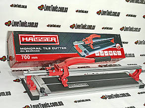 Плиткорез монорельсовый HAISSER 700 мм ролик на подшипнике