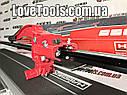 Плиткорез монорельсовый HAISSER 700 мм ролик на подшипнике, фото 6