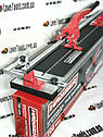 Плиткорез монорельсовый HAISSER 700 мм ролик на подшипнике, фото 7