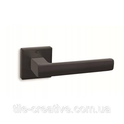 Ручка дверная Convex 1605 (матовый черный)