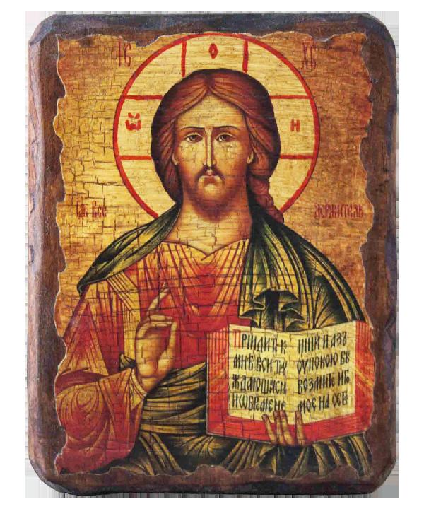 Икона Спаситель Пантократор