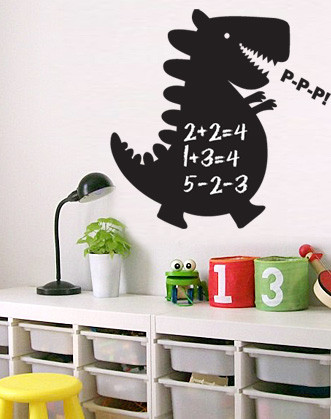 """Дошка для малювання крейдою """"Динозавр"""""""