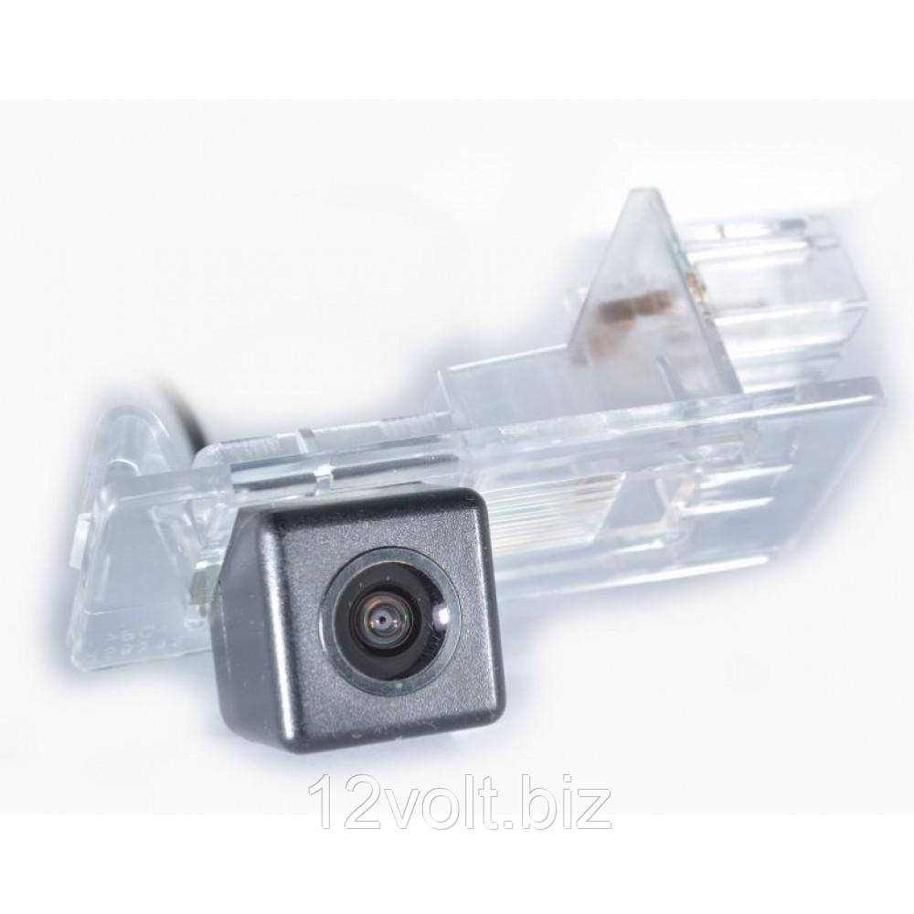 Камера заднего вида IL Trade 1402 Renault Fluence (2013+), Kangoo, Symbol 2, Grand Modus, Duster, Сa