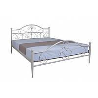 """Металеве двоспальне ліжко """"Патриція"""" (8 кольорів)"""