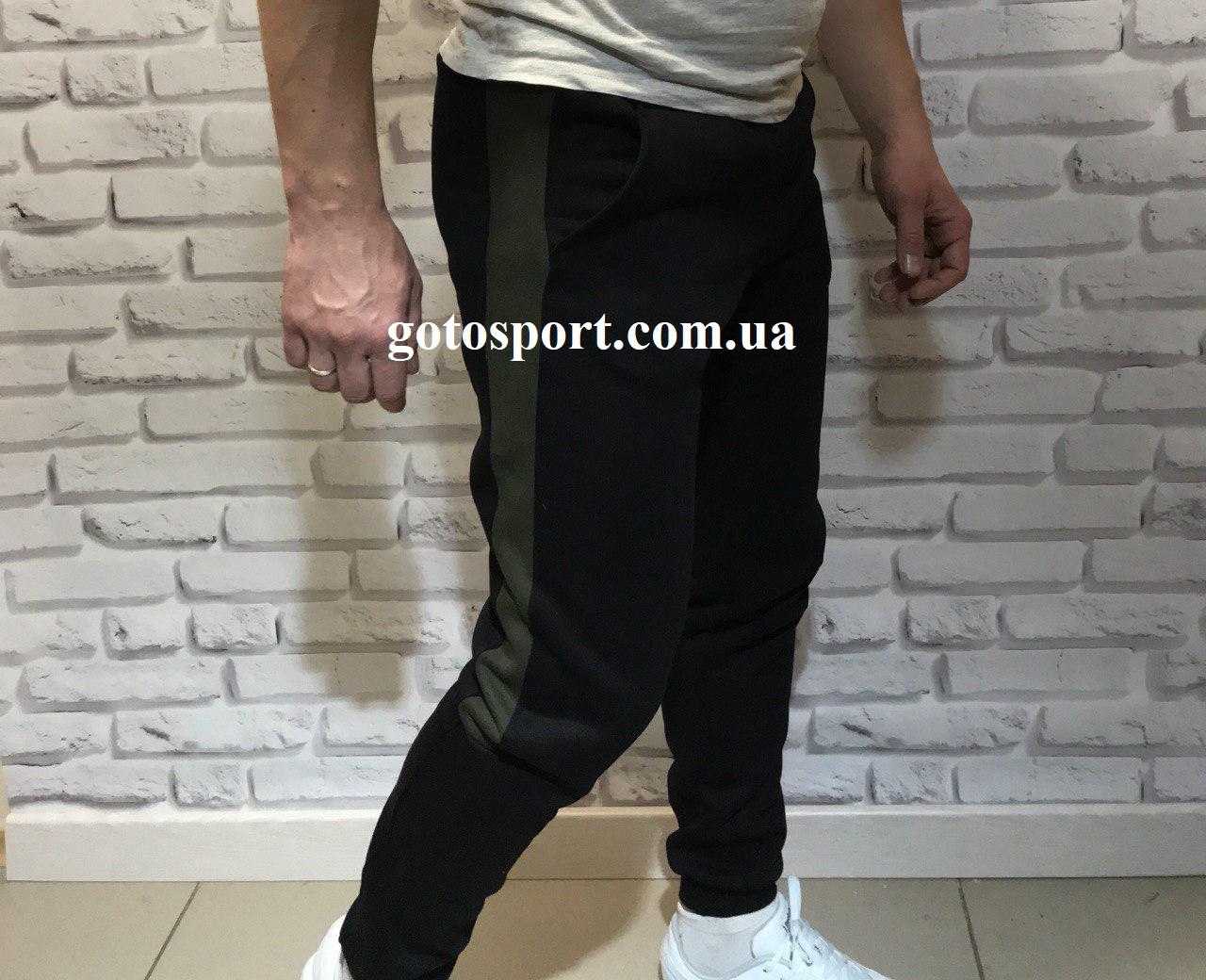 Теплые мужские спортивные штаны Go To