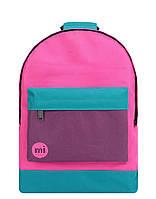 Міський рюкзак Mi-Pac Classic Colour Block - Begonia Pink/True Plum 740001-A29