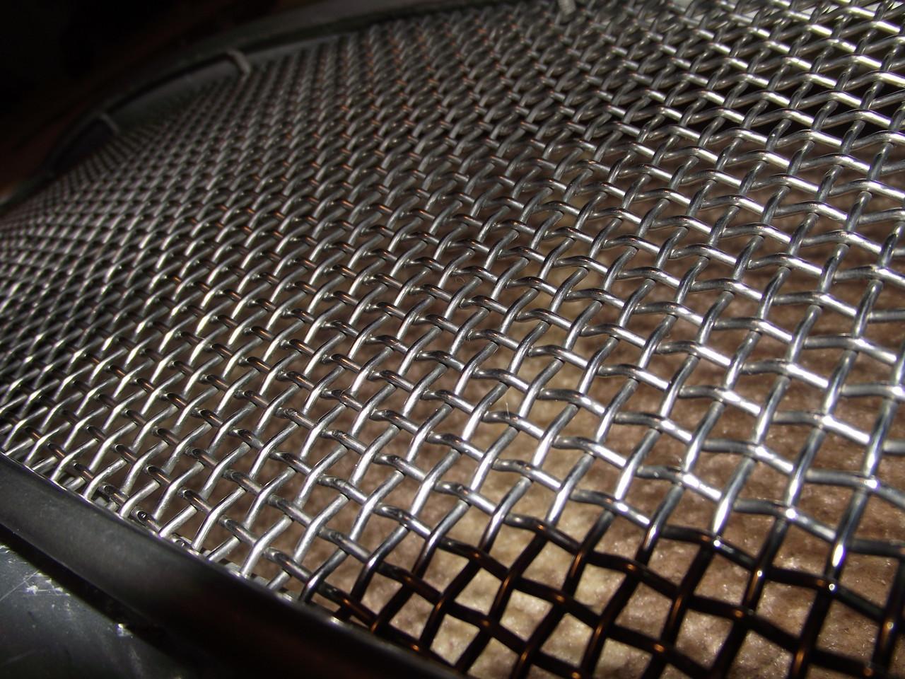Сетка тканая нж 25x25x2мм (Ширина 1м)