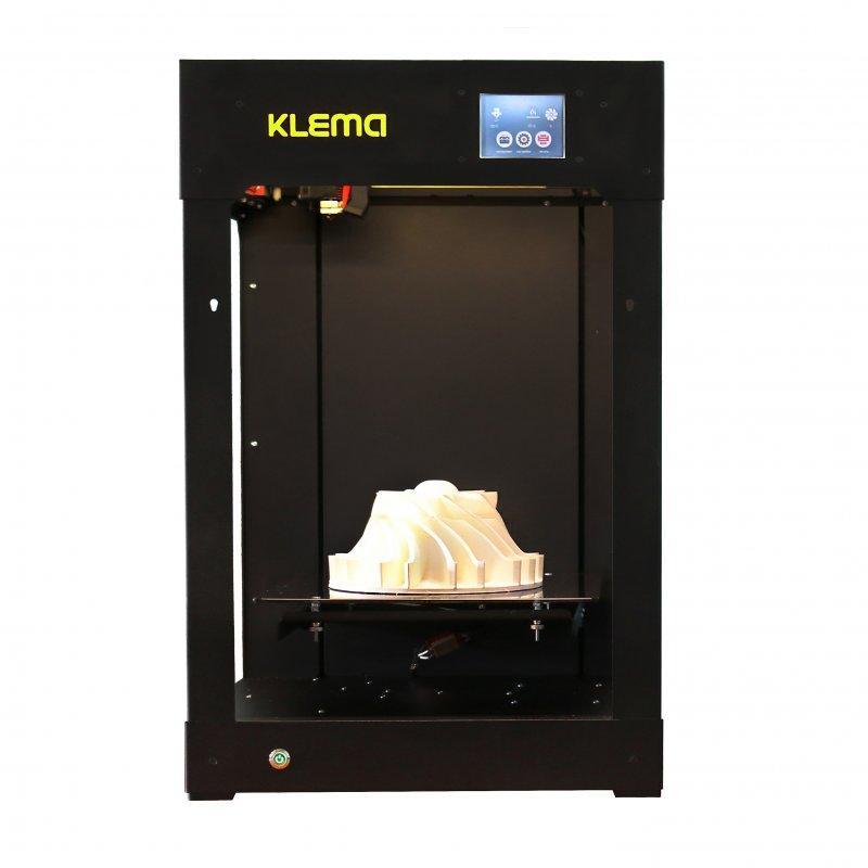 3D принтер KLEMA PRO з акриловими стінками