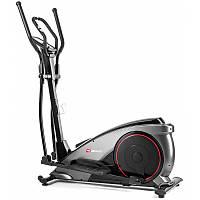 Орбитрек электромагнитный Hop-Sport HS-060C Blaze iConsole+ Gray для дома и спортзала