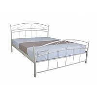 """Металеве двоспальне ліжко """"Селена"""" (8 кольорів)"""