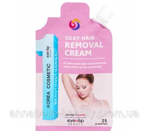 Крем для удаления волос EYENLIP SILKY HAIR REMOVAL CREAM 25г