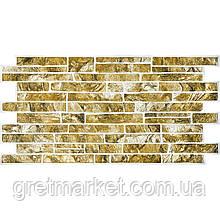 Панели ПВХ Grace Сланец зеленый 1020*495 мм