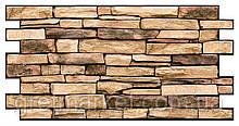 Панели ПВХ Grace Сланец натуральный 980*498 мм
