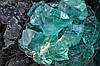 Мелкий Бут  Glass Stone/ Blue KLVIV