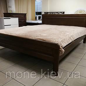 """Двуспальная кровать из натурального дерева """"Бристоль"""", фото 2"""