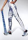 Леггинсы для фитнеса Bas  Bleu Code белый+серый Польша, фото 2