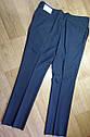 Шикарный классический темно синий мужской костюм натуральная шерсть Tommy Hilfiger Оригинал (Размер 48), фото 6