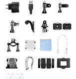 Екшн-камера SJ7000 WiFi з аксесуарами, фото 4