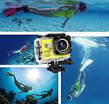 Екшн-камера SJ7000 WiFi з аксесуарами, фото 7