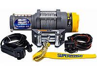 ✅Лебедка електрична SUPERWINCH TERRA 25 12 V на 1,133 т, електролебідка автомобільна 12 вольт