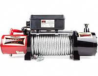 Лебедка электрическая автомобильная DRAGON WINCH DWM 12000 HD 12V/5,436 т