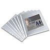 Файл А4+ глянцевий 40 мкм, 100 шт Ален-До