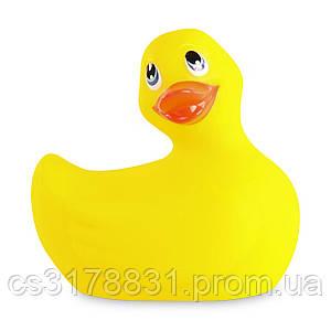 Вибромассажер I Rub My Duckie - Classic Yellow v2.0