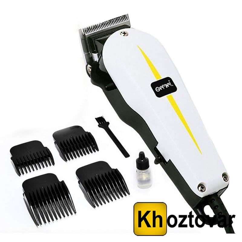 Машинка для стрижки волос Gemei GM-1017