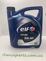 Моторна олива Elf Evolution 900 NF 5W-40 5L