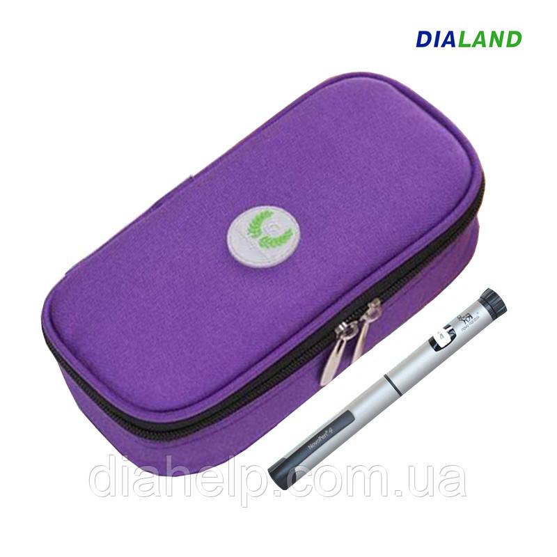 Термо чехол для транспортировки шприц-ручек и инсулина MEETCARE
