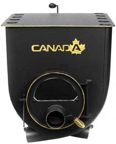 Сервис и гарантия печи Булерьян Canada с варочной поверхностью «03»