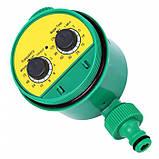 Автоматический таймер полива, подачи воды с шаровым клапаном, фото 4