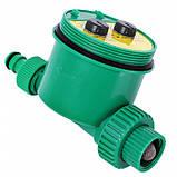 Автоматический таймер полива, подачи воды с шаровым клапаном, фото 6