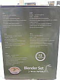 Блендер DSP КМ 1049 6 в 1 300Вт, фото 9